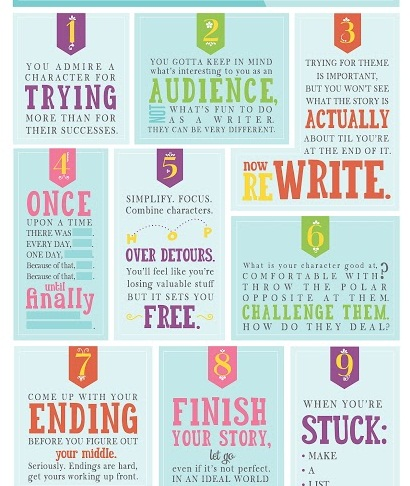 22 Rules for Storytelling